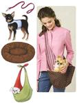 KP-3517 Kwik Sew Harness, Leash, Bed and Carrier Pattern