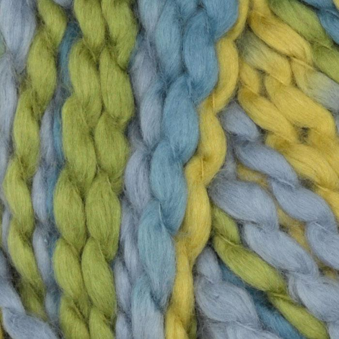 Lion Brand Nature&#39;s Choice  Organic Cotton Yarn (207) Curacao
