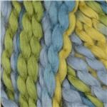 LBY-424 Lion Brand Nature&#39;s Choice  Organic Cotton Yarn (207) Curacao