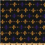 EC-428 Metro Living Fleur De Lis Celebrations