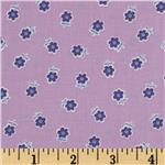0291942 Aunt Grace First Place Small Floral Purple