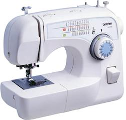 Brother XL-3750 Convertible Free-Arm Sewing Machine with Quilting Features