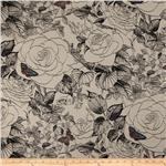 0268314 Kaslen Sketches Jacquard Natural