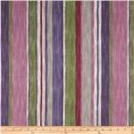 P Kaufmann Magic Lantern Twill Stripe Ruby