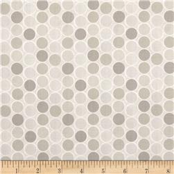 Classical Elements Dots Taupe