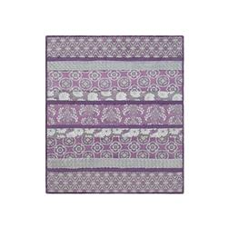 Minky Cuddle Quilt Violeta Specialty Crazy 8  Kit