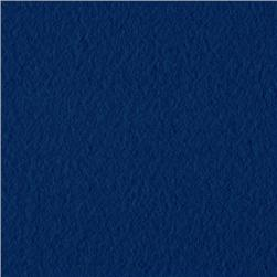 Wintry Fleece Navy Blue