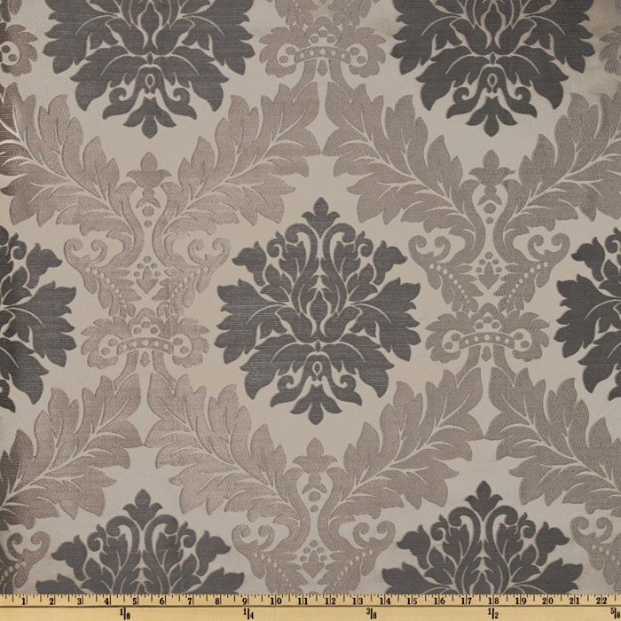 Parisian Jacquard Silver