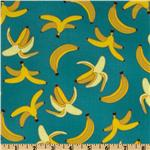 Coconut Grove Banana Toss Blue