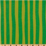 EH-941 Kaufman How The Grinch Stole Christmas Flannel Stripe Grass