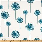 UK-337 Premier Prints Indoor/Outdoor Dandelion Blue Moon