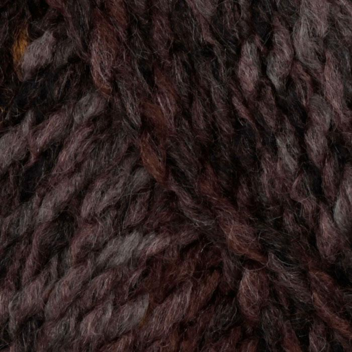 Lion Brand Tweed Stripes Yarn (203) Tundra
