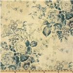 Covington Laurel Porcelain Blue