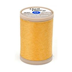 Coats & Clark Dual Duty XP Heavy 125yds Temple Gold