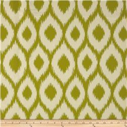 Bella Dura Eco-Friendly Indoor/Outdoor Shavali Jacquard Green