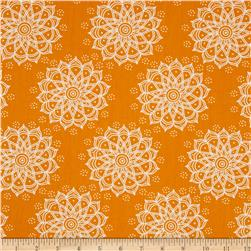 Mint To Be Mandala Orange