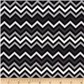 Ups & Downs Chevron Black/Grey