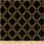 0265544 Tempo Sedgewick Trellis Jacquard Onyx