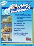 Steam-A-Seam2 Lite Double Stick Fusible Web