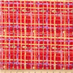 0285497 The Best of Mary Lou Grids Red
