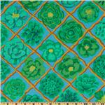 Kaffe Fassett Fall 2012 Collective Camellia Green