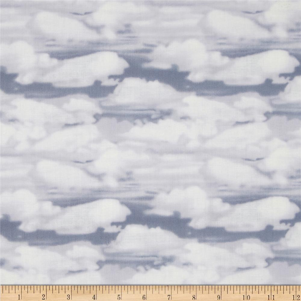 Danscapes Sky Grey