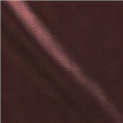 Stretch Venice Foil Knit Maroon