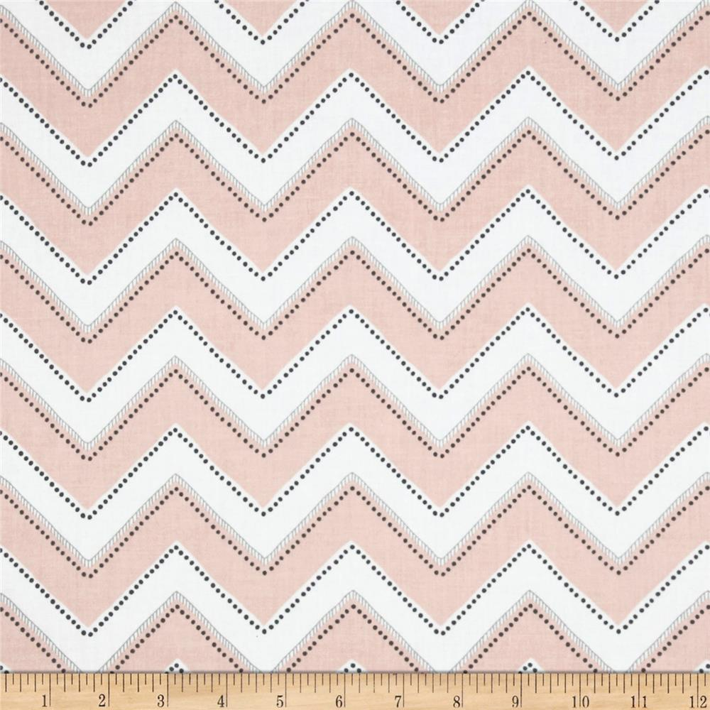 Modern Bliss Chevron Stripe & Dot Vintage