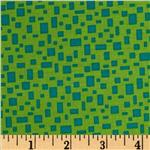 209637 In Plain Sight Geometric Green