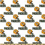 NFL Cotton Broadcloth Green Bay Packers