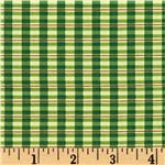 0285055 Gerdie's Grove Plaid Green