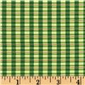 Gerdie's Grove Plaid Green