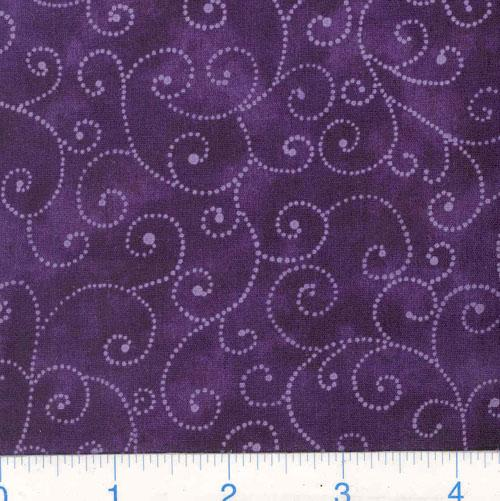 Moda Marble Swirls (9908-22) Purple