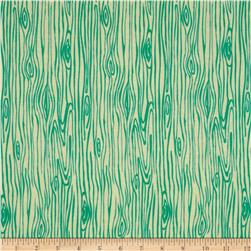 Riley Blake Scenic Route Wood Grain Teal