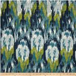 0298815 Premier Prints Ikat Craze Birch Frost