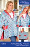 Indygo Junction Partly Cloudy Poncho Pattern