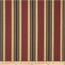 Maco Indoor/Outdoor Oakdale Stripe Coral