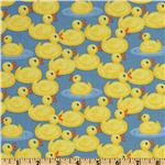 Ducks Yellow/Blue