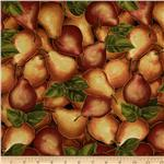 0265522 Sienna Collection Pear Russett