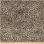 0287105 Bella Cheetah Black/Tan