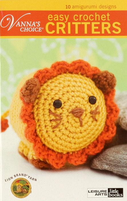 Leisure Arts &quot;Easy Crochet Critters&quot; Booklet