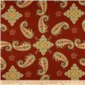 Waverly Talcott Twirl Paisley Harvest