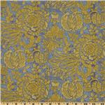 FU-773 Bromley Voile Arbor Citron