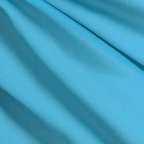 Chiffon Fabric Turquoise