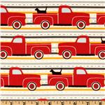 EI-065 Pooches &amp; Pick-ups Trucks Summer