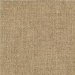Medium Weight Linen Tan