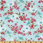 EY-054 Sugar Hill Birdy Blue