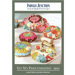Indygo Junction Yo-Yo Pincushions