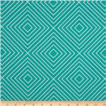 0270427 Michael Miller Textured Basics Diamonds Teal