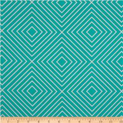 Michael Miller Textured Basics Diamonds Teal